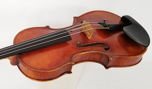 Louis Kupersmith IV, Fort Collins, CO, 2018 Guarneri Model
