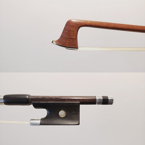 Joseph Arthur Vigneron (Pere) Violin Bow, Paris, France 1880