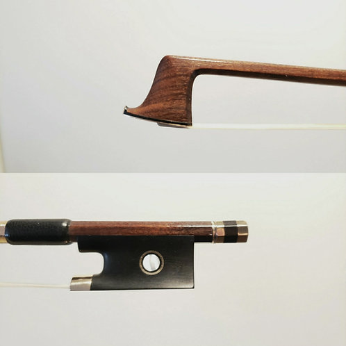 Jean Pierre Marie Persoit Violin Bow, Paris, France, 1830