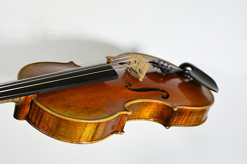 "Antique Guarneri Series Violin Outfit ""il Cannone"" Model by Bay Fine Strings"