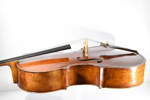 Early/Mid 20th c German Cello