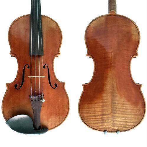 Vincenzo Postiglione II Violin, Naples, Italy, 1877, Guarneri Inspired Model