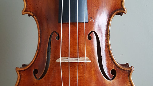 il Cannone Guarneri Replica Violin Outfit 4/4 by Bay Fine Strings