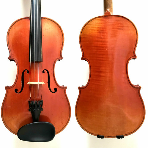 Jerome Thibouville-Lamy Violin 3/4 340mm Mirecourt, France Early 20th C