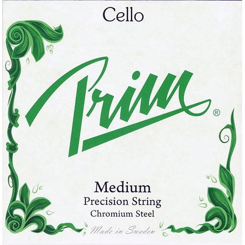 Prim Cello Set 1/4-4/4 Sizes
