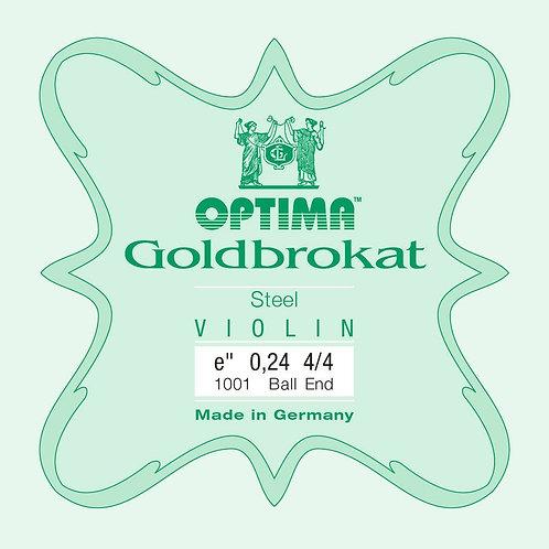 Optima Goldbrokat Original E