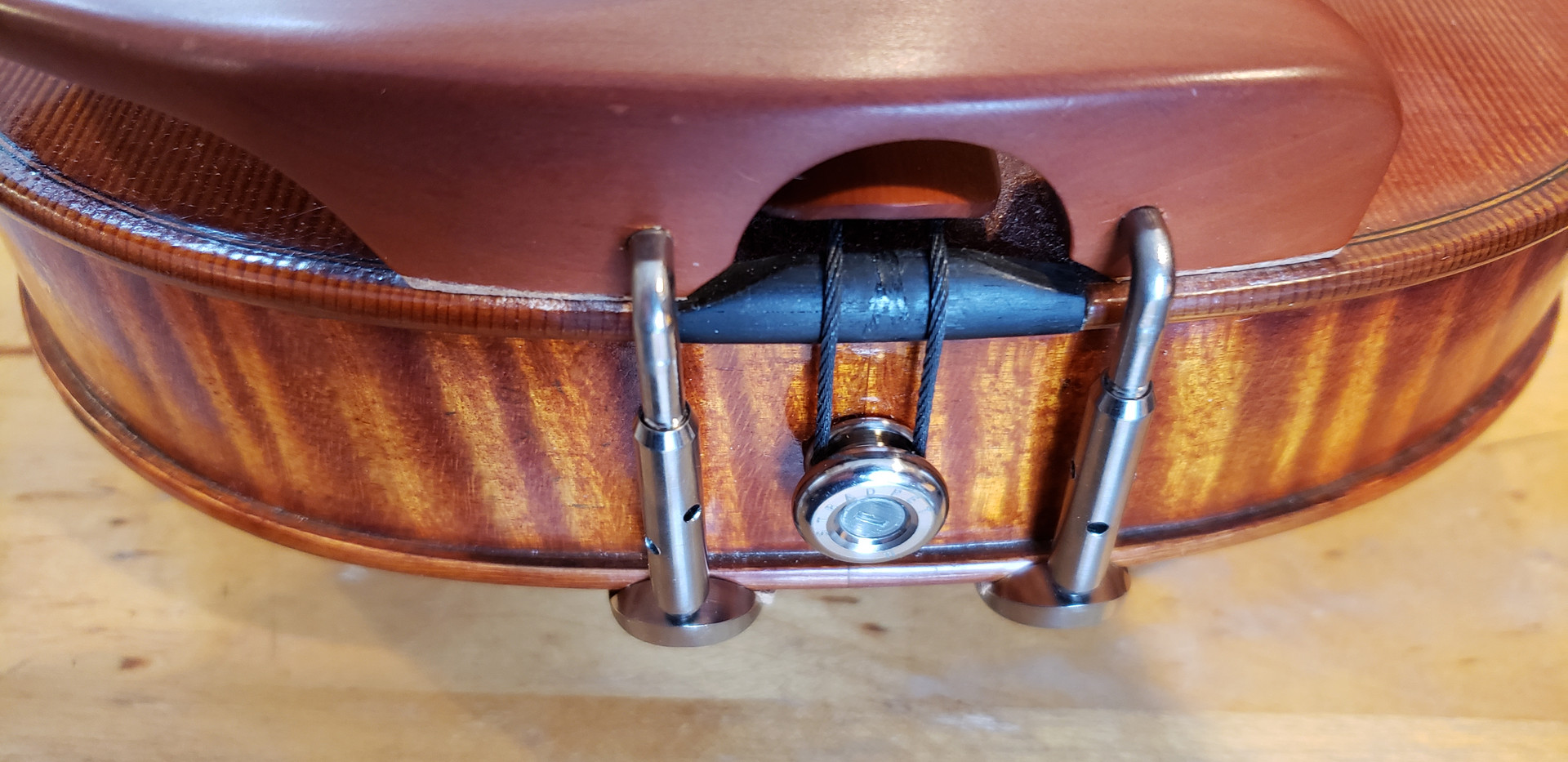 Frank Ravatin Violin