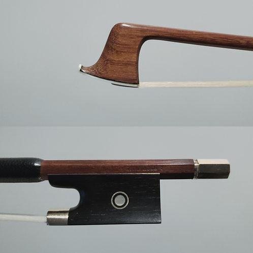 Andre Richaume Gold Violin Bow, Paris, France, 1960