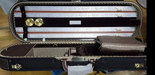 Custom Dimensions Bay Fine Strings Bespoke Lightweight Viola Case