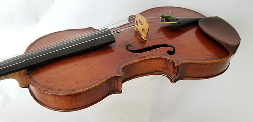 Mid 19th Century Violin, Mirecourt, France, Circa 1840