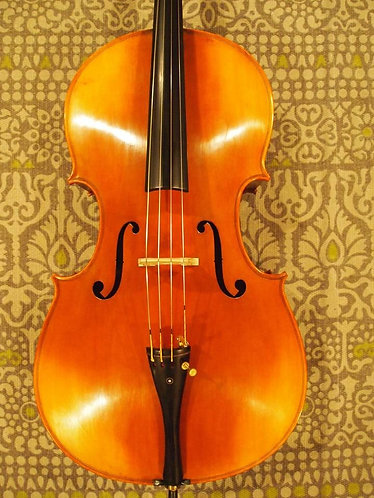 Montagnana Sleeping Beauty Cello Outfit 7/8 or 4/4 by Bay Fine Strings