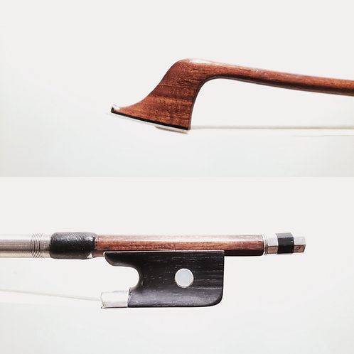 Justin Poirson Cello Bow, Paris, France, Late 19th/ Early 20th C