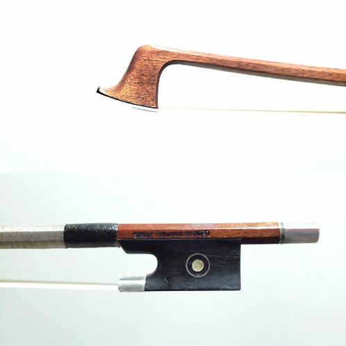 Marie Louis Piernot Violin Bow for Leon Bernardel, c. 1925, Paris, France