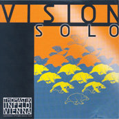 Vision Solo Set with Silver D