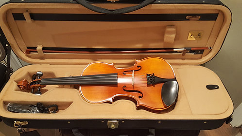 1/8, 1/4 or 1/2 Golden Gate Stradivarius Violin Outfit