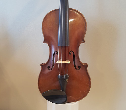 Early 20th C. Czech Workshop Guarneri Model
