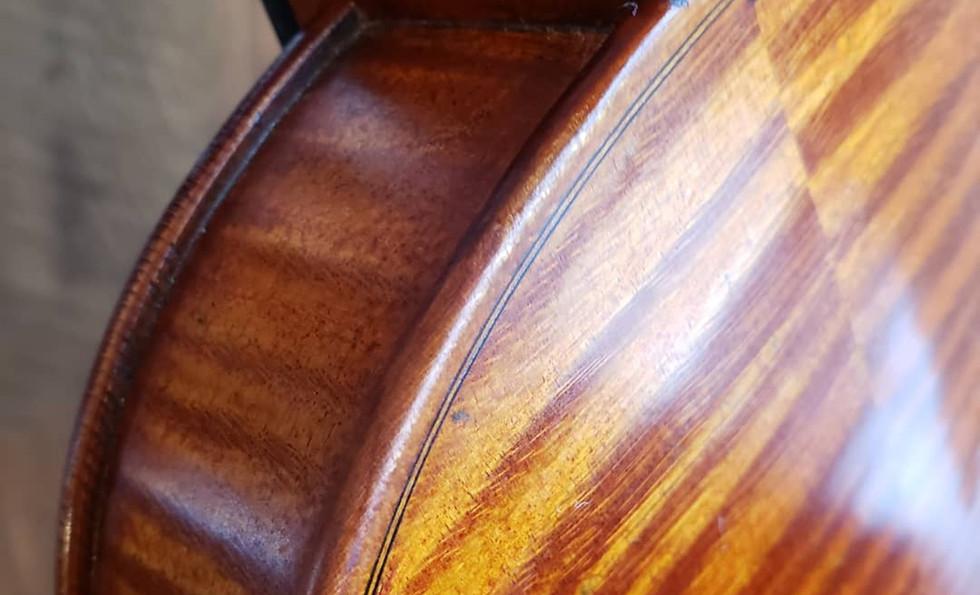 Frank Ravatin Violin
