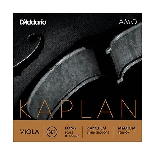 "D'Addario Kaplan Amo Viola Set 15-17"""