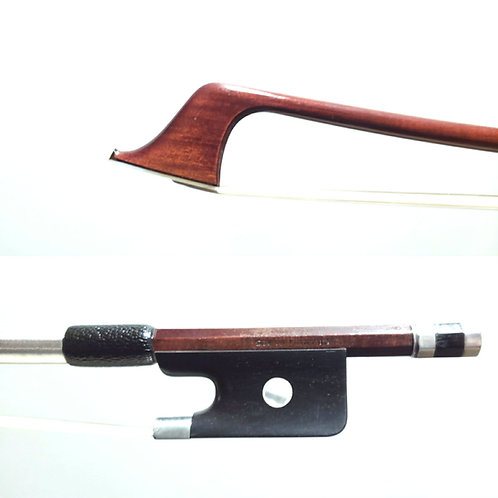 Hippolyte Camille Lamy Fils Cello Bow, Circa 1920, Paris, France,