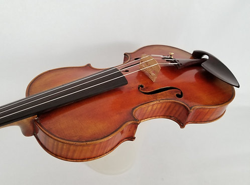 Michael Strobl, Berlin, Germany, 1929 Strad Model
