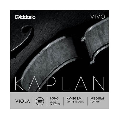 """D'Addario Kaplan Vivo Viola Set 15-17"""""""