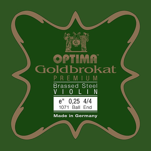 Goldbrokat Brassed E
