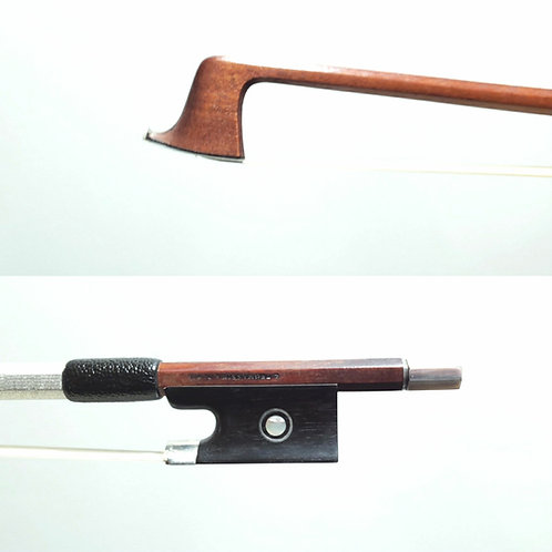 Claude Thomassin Violin Bow, circa 1905, Paris, France