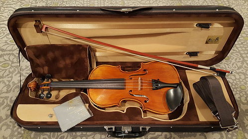 Golden Gate Stradivarius Violin Outfit in 3/4 or 4/4
