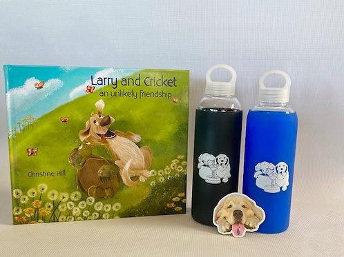Larry and Cricket bottle bundle