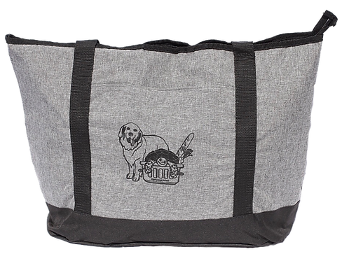 Larry and Cricket Insulated Bag