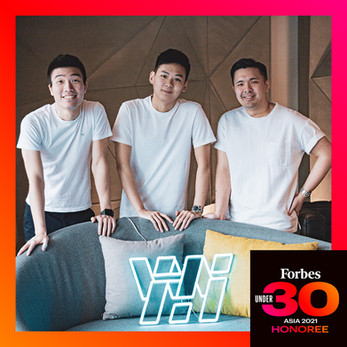 Dayta AI co-founders named in Forbes 30 Under 30 Asia 2021 List