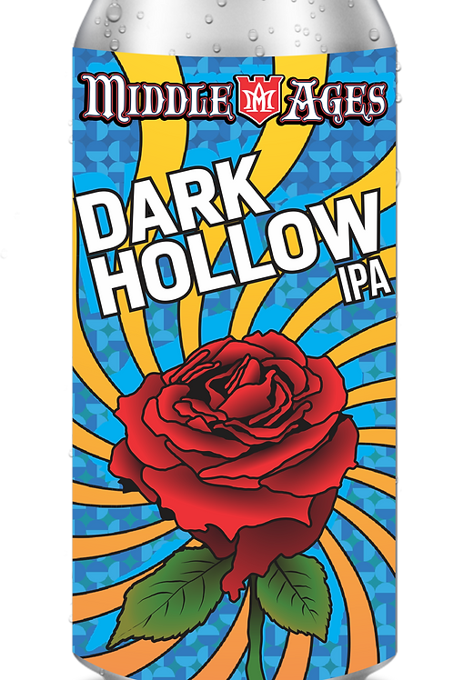 Dark Hollow NEIPA - 4pack - 16oz Cans