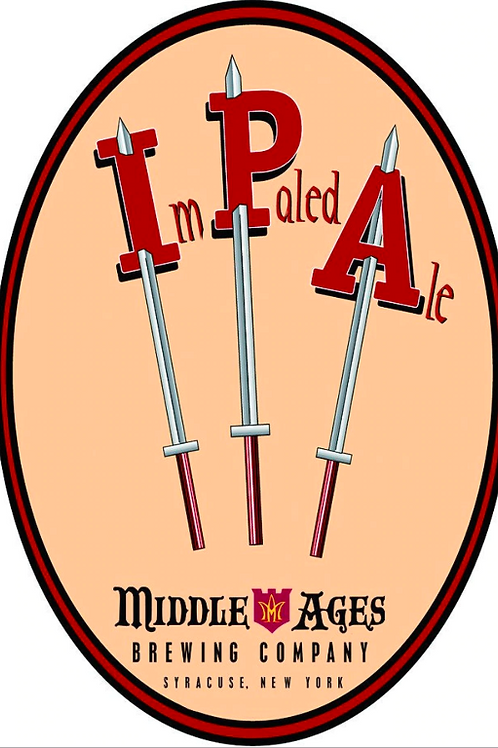 ImPaled Ale - Growler - 64oz Bottle