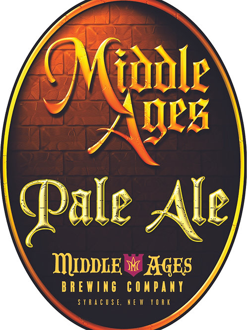 Middle Ages Pale Ale - Crowler - 32oz Can