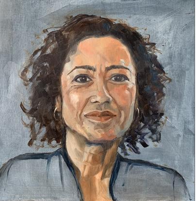 Samira Ahmed (SkyArts POATW)