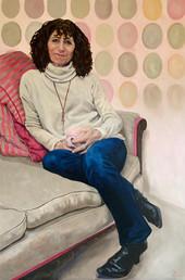 Emma seated - Commission