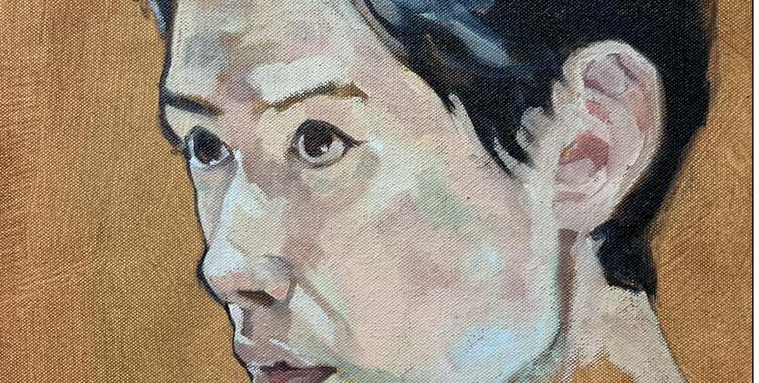 Stephanie Childress - pre commission sketch