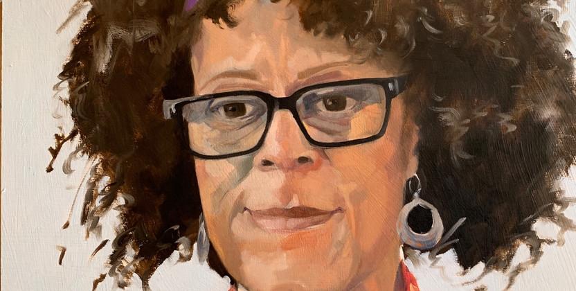 Bernadine Evaristo (skyarts mypaotw)