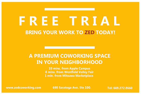 Free Office Space