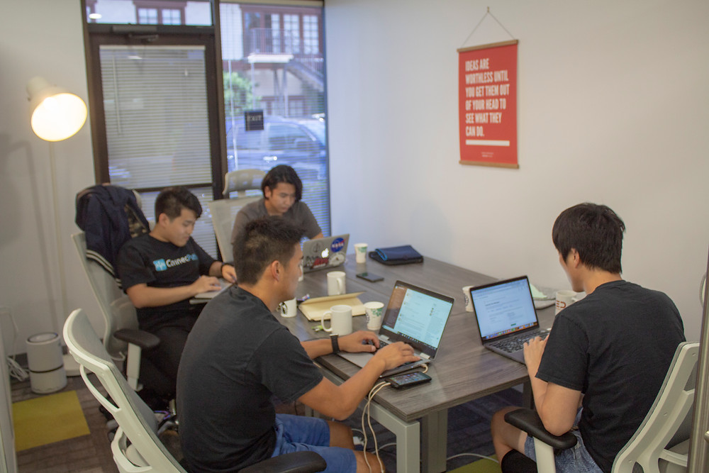 ConnecPath Team Working