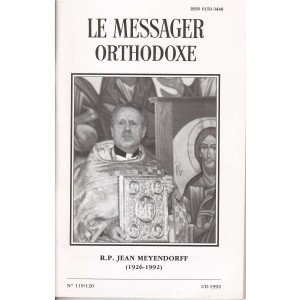 LE MESSAGER ORTHODOXE N° 119/120