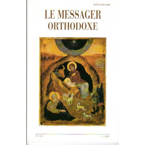 LE MESSAGER ORTHODOXE N° 136