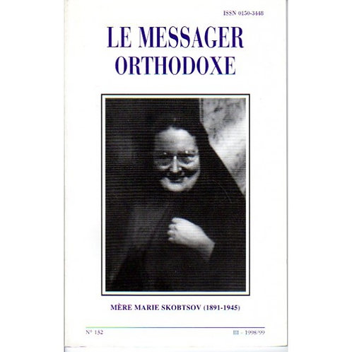 LE MESSAGER ORTHODOXE N° 132