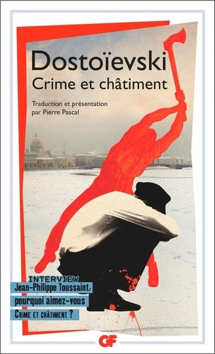 Crime et Châtiment - Fedor Dostoïevski