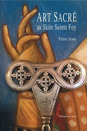 Art sacré  au Skite Sainte Foy - Frère Jean