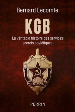 KGB - Bernard Lecomte