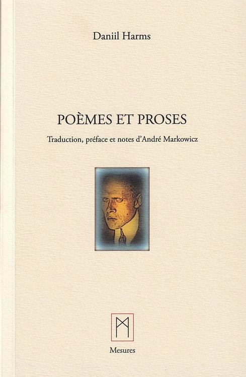 Poèmes et Proses - Daniil Harms