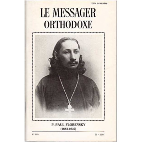 LE MESSAGER ORTHODOXE N° 109