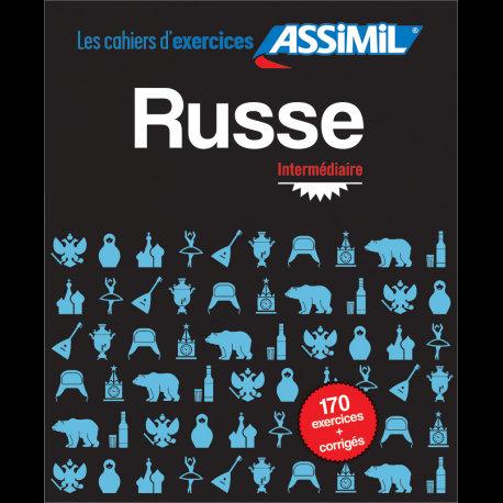 Russe intermédiaire - Les cahiers d'excercice Assimil