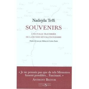 Souvenirs - Nadejda Teffi